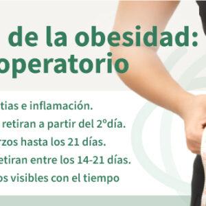cirugia obesidad postoperatorio